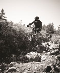 MTB fun with the Torque Video Goggles