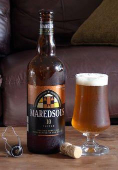 Moortgat Brouwerij - Maredsous 10 Biere D'Abbaye 10,0% pullo