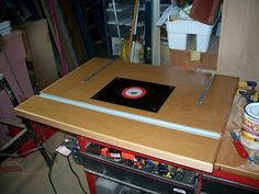 A router table is not a necessary tool for building the CNC router, but I have wanted one for a long time and now is the time to build it. T...