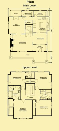 Craftsman Bungalow House Plans and Arts & Crafts Plans