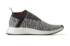 """The adidas Originals NMD CS2 Is Set to Debut in a Black and White """"Glitch"""" Colorway Option"""