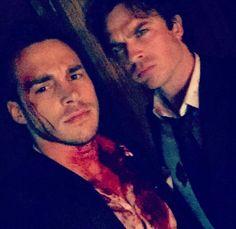 Ian and Chris