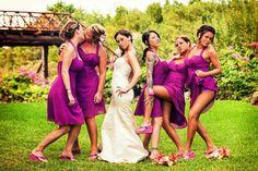 best bridesmaids ever...