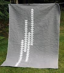 Bilderesultat for flying geese quilt pattern