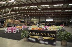 Millennium Open House 2014- Welcome Luau