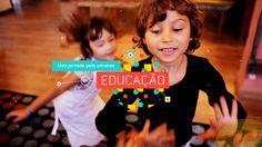 Nossa missão é acelerar os processos de inovação no ecossistema de educação  do Brasil, ao reposicionar o aluno no centro do processo de aprendizagem e  colaborar ativamente com os atores envolvidos (pais, escolas e comunidade),  potencializando a criação de soluções sustentáveis em termos de negócios e  impacto social.