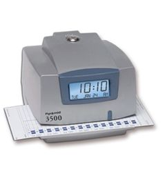 Pyramid Technologies 3500 - Time Recorder