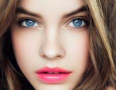 augen make up für blaue augen
