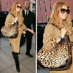 Leopard Print - Hot Fashion Trends - Dresses, Shoes, Handbags ...