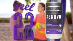 Help your body adapt to daily stressors with 4Life Transfer Factor Renuvo®. This product supports healthy aging by addressing the body's natural inflammatory response so you can recover faster and feel younger and more alive. Are you ready to feel 22?