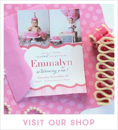 Chickabug - Fine paper goods and DIY printables for your most special parties!