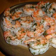 Dilled Shrimp (Rejer) Allrecipes.com