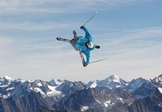365 Tage Schnee: Hintertuxer Gletscher, Österreich - 3 (© DOMINIC EBENBICHLER Newscom RTR)