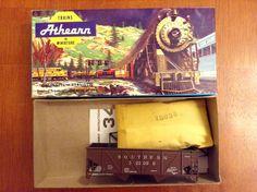 Vintage HO Scale Athearn 34' C/S Hopper Southern Railway # 322096 Kit # 5424 #Athearn