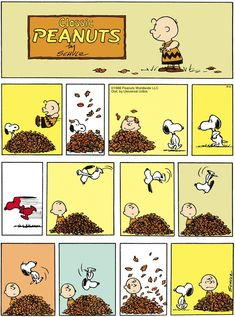 Peanuts Comic Strip, October 13, 2013 on GoComics.com