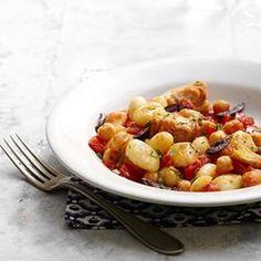 Tomato & Artichoke Gnocchi - EatingWell.com