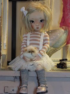 BJD art doll - Sweet Girl