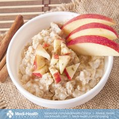 You know oatmeal is a healthy way to start your day but cinnamon and apples makes it a happy start as well. Our Cinnamon Oatmeal with Real Apples is easy to make – add hot water for a belly-warming breakfast or cold milk for a great jump-start. Like all of our cereals, it provides you a healthy supply of fiber and protein – for good digestion, heart health, and energy.  SHOP HERE: http://goo.gl/8KceMJ