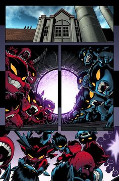 Preview: Amazing X-Men #5, Page 3 of 3 - Comic Book Resources