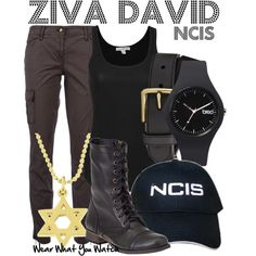 NCIS, Ziva David Fashion