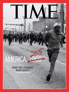 Time's cover photo is shockingly true unfortunately, hope things end peacefully. #BaltimoreRiots #PrayForBaltimore
