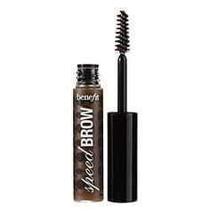 Benefit Speed Brow: If you're going to do a brow tint, I recommend this one-it's a gel. Super clean, not dark, can add w/coats, does only come in one shade.