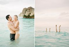 Cute Engagement Photo Ideas