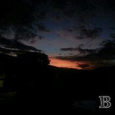 Atardecer en Venecia, Antioquia - Sunset in Venecia, Antioquia