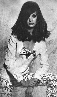 Vogue UK April 1965  Jean Shrimpton by David Bailey