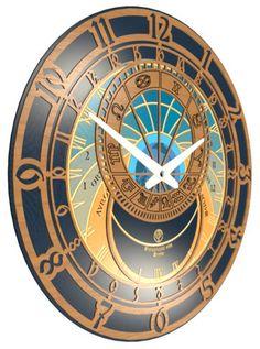 World tower clocks Orloj Turmuhr aus Prag UGC 009 B versandkostenfrei, 100 Tage Rückgabe, Tiefpreisgarantie, nur 59,00 EUR bei Uhren4You.de bestellen
