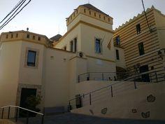 Tarragona Castell del Baró de les Quatre Torres