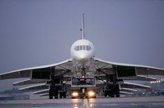 Concorde Final Lineup