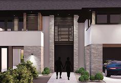 Villa S3 - interior   architecture   totaal concepten   interieur   tuinplan - Marco van Veldhuizen Best Modern House Design, Villa, Steel Buildings, Modern Farmhouse Style, Building Design, Bungalow, Architecture Design, New Homes, Mansions