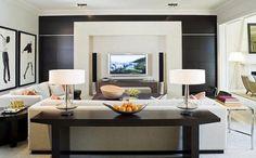 Decora tu hogar con un televisor de pantalla plana - IMujer