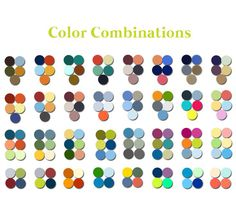 This is a wonderful chart to help with your color selection for your shoot.