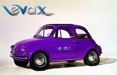 MY dream car!  Purple!