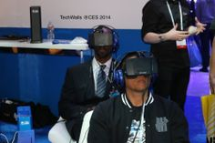 The Oculus Rift Crystal Cove prototype is ridiculously awesome
