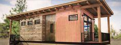 Diseño De Casas Pequeñas Económicas Madera | Construye Hogar