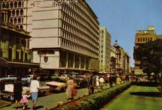 Johannesburg Skyline, Apartheid Museum, President Hotel, Third World Countries, Kruger National Park, Historical Pictures, The Good Old Days, Vintage Photographs, South Africa