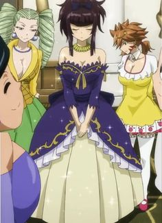 Fairy Tail 2014, episode 24, ball, kagura, source: http://stella-scarlet.tumblr.com/