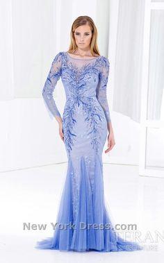 Terani E3855 Dress - NewYorkDress.com