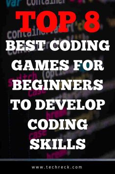 You will have the capacity to expand on this foundation of learning and enhance your coding aptitudes. This article will discuss the best coding games for beginners to enable you to learn how to code. Computer Coding For Kids, Basic Computer Programming, Learn Computer Science, Game Programming, Programming Tutorial, Computer Class, Programming Languages, Coding Games For Beginners, Online Math Courses
