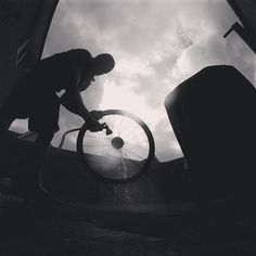 'A clean start' The early rides on a Sunday mornings means Saturday's is bike checks & cleaning day. #AATR #allabouttheride #cycling #bicycling #roadbikes #mtb #roadcycling #bikecleaning #bikemaintenance #lovecycling #Sundayride