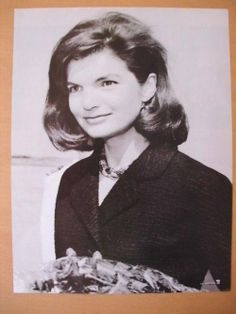 Jacqueline Lee Bouvier  Official White House portrait, 1961 First Lady of the United States In office January 20, 1961 – November 22, 1963♛❤❤♛   http://en.wikipedia.org/wiki/Jacqueline_Kennedy_Onassis