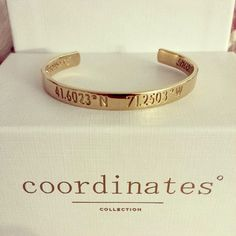 Show & Tell: Coordinates