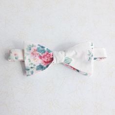 Eddie Bow Tie - Rose