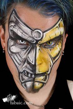Maquillaje artistico o Face painting - Taringa!