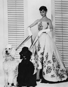 16 Rarely Seen Audrey Hepburn Photos - HarpersBAZAAR.com