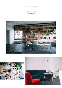 ADDA STUDIO \Interior