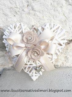 Le creazioni di Mery: Per il matrimonio del vicino un dolce pensiero